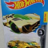 Hot Wheels HW Rev Rod Cars Mainan