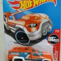 Hot Wheels HW Rescue Duty Cars Mainan