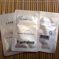 laneige time freeze firming sleeping mask 4ml