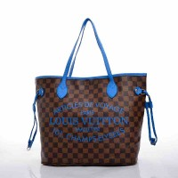 TAS WANITA BRANDED IMPORT LOUIS VUITTON / LV NEVERFULL 40156 MURAH