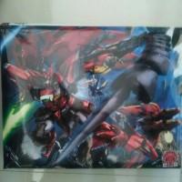 Gundam Epyon Endless Waltz MG 1/100 Dragon Momoko