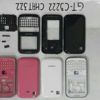 Housing Casing Case Kesing Fullset SAMSUNG CHAT (C3222)