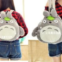 Tas Ransel Backpack My Neighbor Totoro Kawaii Ukuran Besar