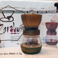 Manual Grinder Coffe Gater BM155-D Conical Burr Ceramics
