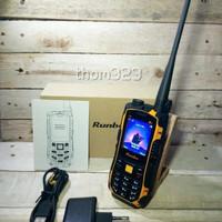 Runbo X1 versi terbaru UHF dengan kwalitas HT terbaik