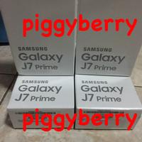 Samsung J7 Prime BLACK New Garansi Resmi SEIN 1 Tahun