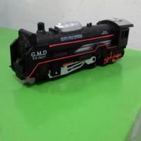 miniatur kereta api - lokomotif uap/steam skala 1:87 merek Railking