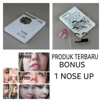 Jual PEMANCUNG HIDUNG INSTANT NEW PACK+NOSE UP( Limited Murah