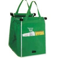 Jual Grab Bag Tas Belanja Shopping Bags Trolley Supermarket Diskon Murah