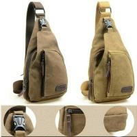 Jual Bodypack Bag Tas Selempang Pria Bahan Jeans | Men Sling Shoulder Bags Murah