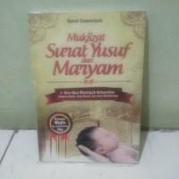 MUKJIZAT SURAT YUSUF DAN MARYAM by NURUL QOMARIYAH
