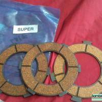 harga Kampas Kopling Vespa Super/sprint/ps/px Impor Jenis Basah Lebih Mantab Tokopedia.com