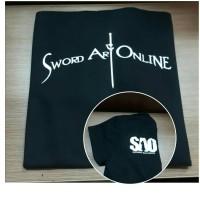 KAOS GILDAN SAO SWORD AR ONLINE