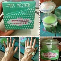 Jual MISS MOTER HIJAU ORI MATCHA AND HAND WAX Murah Murah