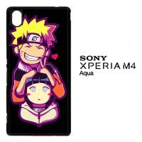 Naruto Hinata - Naruhina 0033 Casing for SONY Xperia M4 Aqua Hardcase