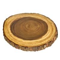 Waris | talenan nampan kayu dapur papan alas potong makanan interior