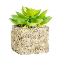 Deiyai | tanaman bunga pohon sintetis artifisial hiasan cafe meja unik