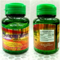 NUTRIMAX CHROMEMATE (30 capsul)