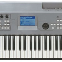 Yamaha MM6 Music Synthesizer Workstation Keyboard