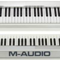 M-Audio Keystation 61ES 61-Key USB MIDI Keyboard Controller