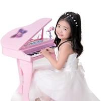 KIDDY FUN PIANO 37 KEYS / SET PIANO UNTUK ANAK