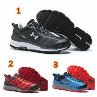 harga Sepatu Pria Sneakers Under Armour Verge Low Goretex Gtx Premium Import Tokopedia.com