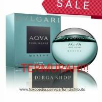 harga Parfum Originl Bvlgari Aqua Marine For Men Edt 100ml Tokopedia.com