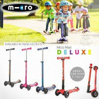 MICRO MAXI DELUXE (SKUTTER ANAK)