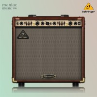 "Behringer ACX450 (Ampli Gitar Akustik, 45W. 8"" Speaker, 2 Channel)"