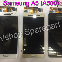Lcd + Touchscreen Samsung A5 (A500) Black/White/Gold
