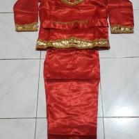 Jual Baju Adat Padang Anak laki laki Ukuran S Murah