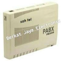 Paket PABX Sahitel PB308 8 Sahitel Telepon Sahitel 768 (caller ID)