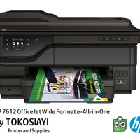 Printer HP 7612 OfficeJet Wide Format e-All-in-One