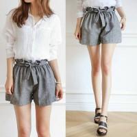 Jual celana pendek vintage design hot pants wanita pants short murah sale Murah