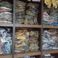 Atasan Batik Blouse Wanita JUMBO Motif Batik Pekalongan XXXL & XXXXL