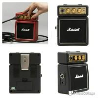 Mini Guitar Amplifier Marshall MS2 (ORIGINAL)