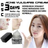DSC Acne Vulgaris Cream Obat Jerawat Meradang