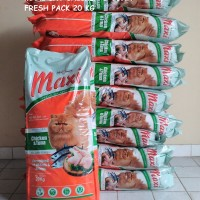Jual Makanan Kucing / Cat Food MAXI CAT FRESH PACK CHICKEN AND TUNA 20 KG Murah