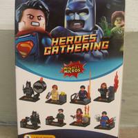 Mainan Anak lego lele 79294 batman vs superman isi8 (ACR 101)