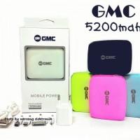 harga Powerbank Gmc 5200mah Tokopedia.com