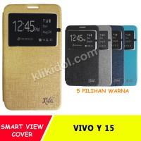 harga Sarung Flip Cover Case Casing Idol Vivo Y 15 Tokopedia.com