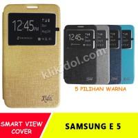 harga Sarung Flip Cover Case Casing Idol Samsung E 5 Tokopedia.com