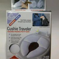 Jual Cushie Traveler Folding Padded Potty Seat | tempat duduk toilet lipat Murah