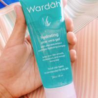 Wardah aloe vera gel pelembab kulit wajah - 100ml