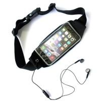 harga Ikat Pinggang Olahraga Waterproof Dengan Slot Smartphone 5.5 Inch Tokopedia.com