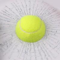 harga Stiker 3d Mobil Model Bola Tenis Tokopedia.com