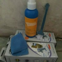 Jual cairan spray pembersih layar komputer,tv,laptop LCD screen cleaner kit Murah