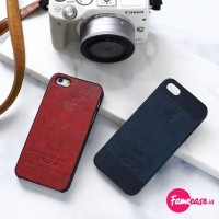 Leather Case - Casing Case Hp - Iphone 4 4s 5 5s 6 - Harga Termurah!