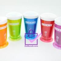 Jual ZOKU Slush & Shake Maker / Gelas Pembuat Es Murah