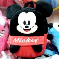 Tas Ransel Boneka Hello Kitty Doraemon Panda Cici yoyo mickey Batman S